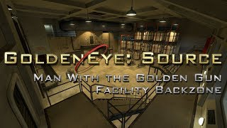 GoldenEye: Source (5.0) - Facility Backzone - Man With The Golden Gun  [143-4]