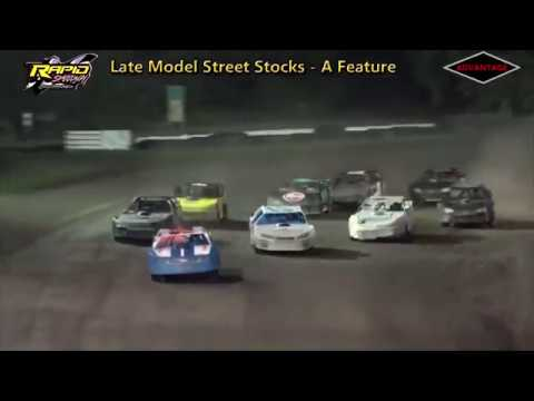 B-Modified/LMSS Features - Rapid Speedway - 6/29/18