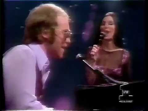 Elton John  Bennie and the Jets  on The Cher Show 1975 HD