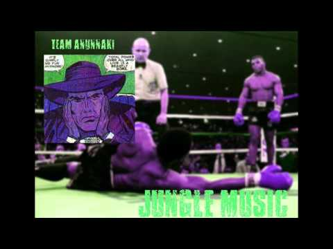 TEAM ANUNNAKI - JUNGLE MUSIC (FULL ALBUM)