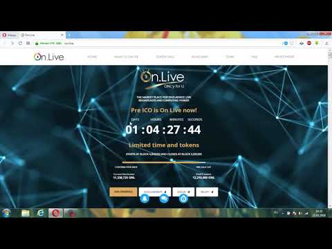 Onlive ICO review