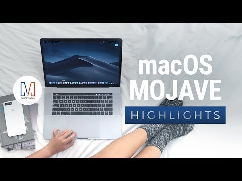 Best Features of macOS Mojave - GadgetMatch