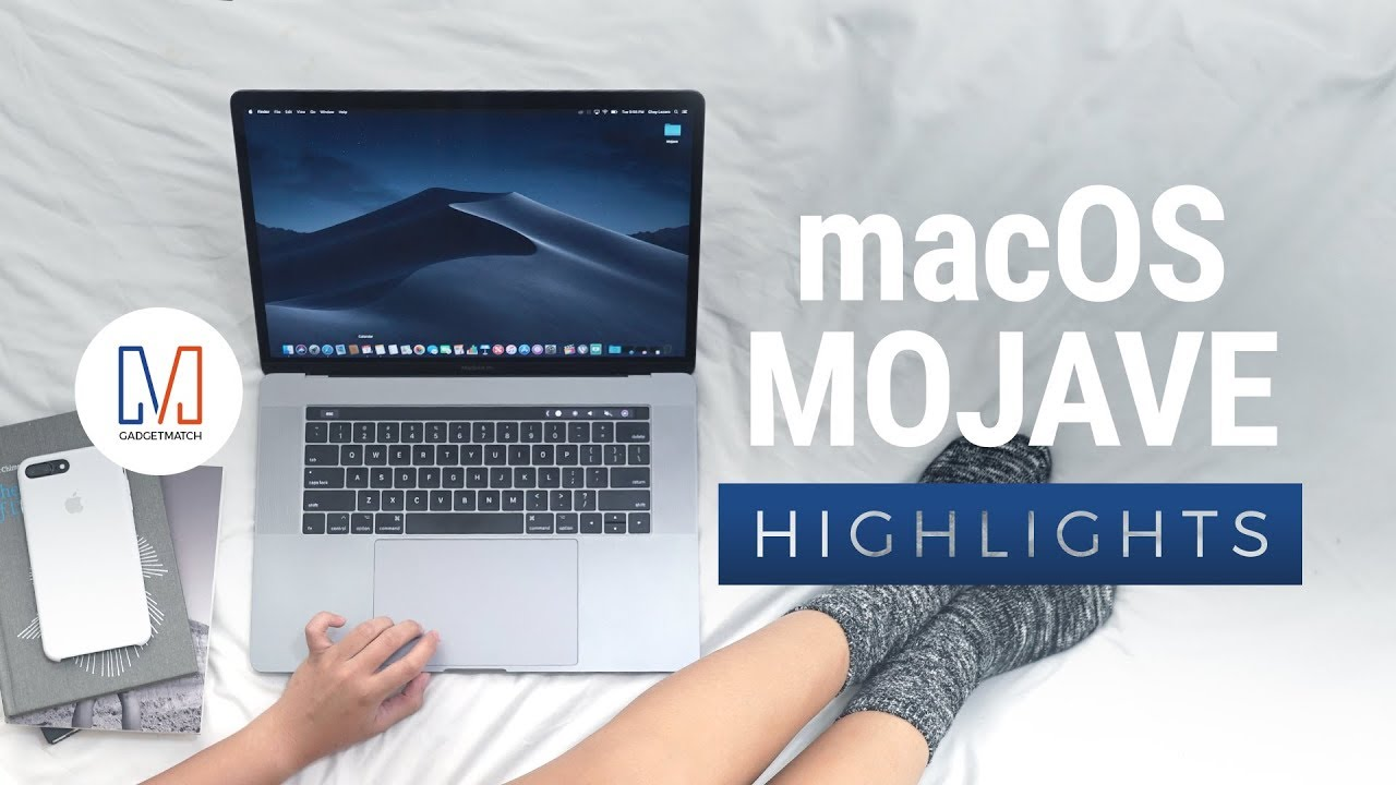 Download Best Features of macOS Mojave