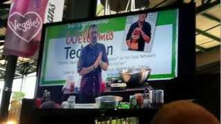 Ted Allen Cooking Demo 2