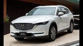 รอเปิดตัวในไทย 2019 Mazda CX-8 ใหม่ รถ SUV 6-7 ที่นั่ง พร้อมแง้มราคาจำหน่าย