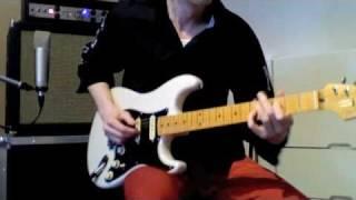 White Knuckle Ride // Jamiroquai // guitar cover