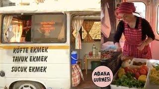ARABADA KÖFTE YAPIP ERKEKLERE MEYDAN OKUYOR! (Adana'nın Köfteci Fatoş Ablası)