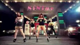 SiSTAR - Push Push (푸쉬푸쉬)