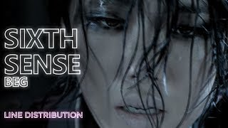 BROWN EYED GIRLS - Sixth Sense (Line Distribution) | TheSeve…