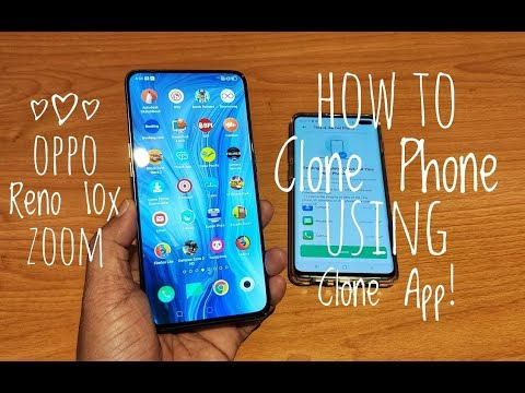 How to Clone Phone using OPPO Clone Phone Feature