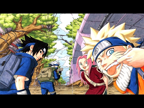Top 5 PSP Naruto Games Of All Time (2017)