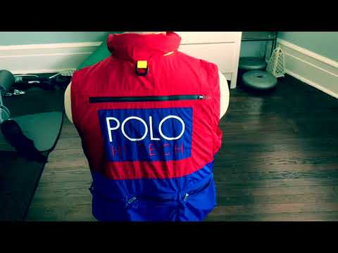 Blake Loington review of the new 2018 POLO HI TECH vest