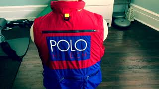 Blake Loington review of  the new 2018 POLO HI TECH vest.