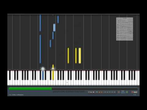 World of Warcraft - Invincible [Piano]