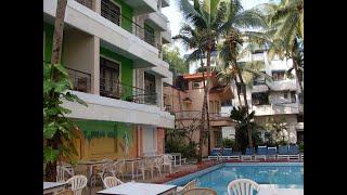 Номер отеля Magnum Resort 3*  Индия ,  Гоа ,  Кандолим, India, Goa, Candolim