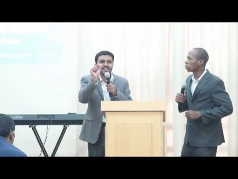 Eng Message by Pr. Manoj ( Africa Trans)