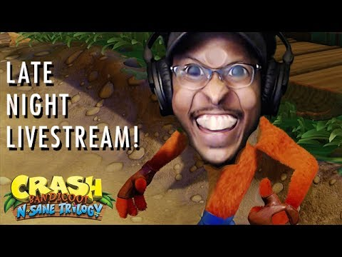 THE RAGE HIT ME IN FRONT OF EVERYONE!   Crash Bandicoot #2