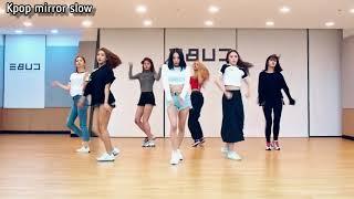 (mirrored) Devil 'CLC' Dance Practice Choreography Video