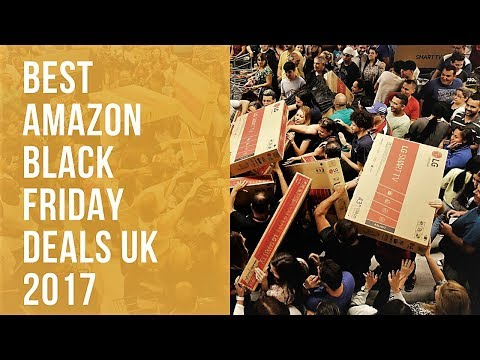 Best Black Friday Deals UK Amazon 2017   Xbox One   PS4   FIFA 18   COD WWII