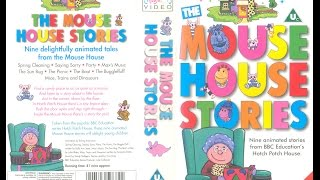 The House Mouse Stories VHS BBCV 5988