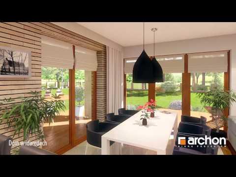 Дом в айдаредах - Увлекательнaя прогулкa - проект ARCHON+