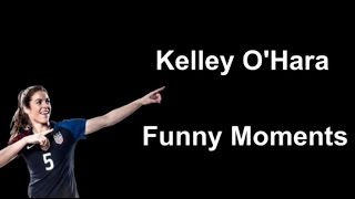 Kelley O'Hara: Funny Moments