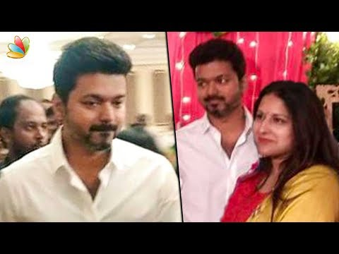 Vijay's Look in Thalapathy 63 Revealed ? | Mobbed by Fans | Hot Cinema News