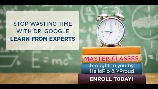 HelloFlo & VProud.tv Introduce Master Classes