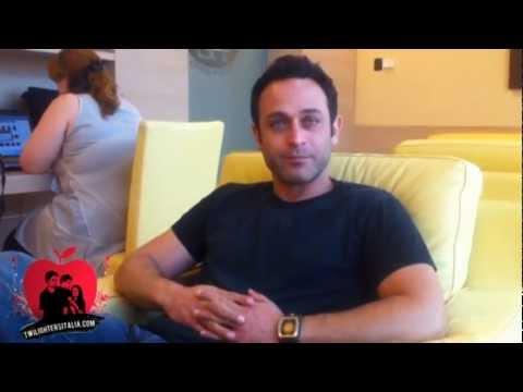 Guri Weinberg @ Night Itacon 2012 - Exclusive Interview (Part 1)