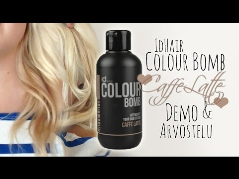 color bomb hårfarve
