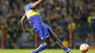 Gol de Andrés Chávez - Boca 3-2 Deportivo Cali - Grupo 3 - Copa Libertadores 2016