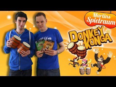 Martins Spielraum #8: Donkey Konga