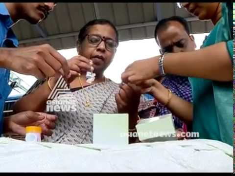 Toxic content in fish : Checking continues at Trivandrum ,Kollam and Ernakulam  railway stations