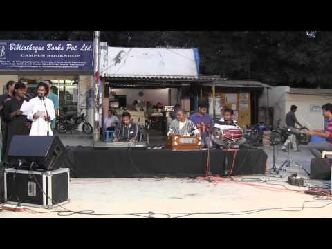 University of Hyderabad Bhojpuri Cultural Evening 2015 Part - 1
