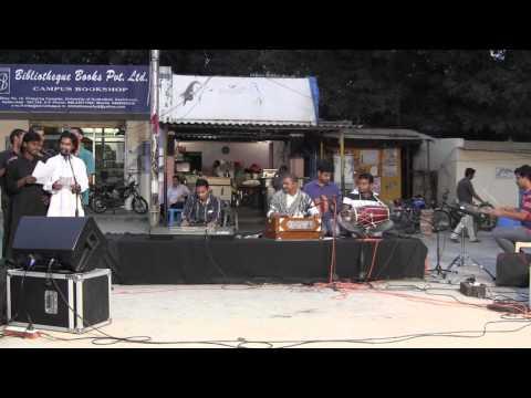 University of Hyderabad Bhojpuri Cultural Evening 2015 Part - 1