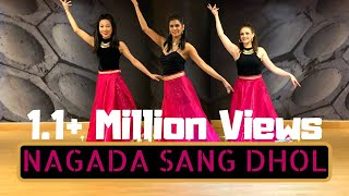 Nagada Sang Dhol   Ram Leela   Deepika & Ranveer   Team BollyRed   Aanchal Gupta Choreography