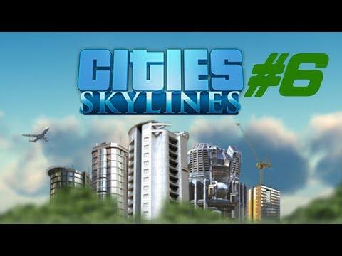 Cities Skylines   Bölüm 6   Su arıtma tesisi !
