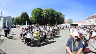Tarptautinis folkloro festivalis Skamba skamba kankliai 2017