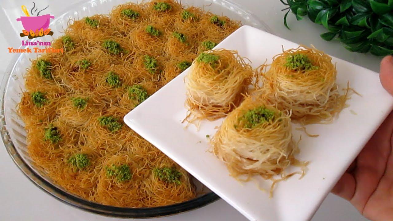 Çıtır Çıtır Tek Lokmalık KADAYIF SARMASI👌 Az Maliyetli Çok Lezzetli❗ Lina'nın Yemek Tarifleri🌼