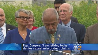 Rep. John Conyers Announces Retirement From Congress