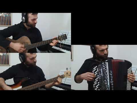 Sognami - Biagio Antonacci (Instrumental Cover by Doc) One Man Band