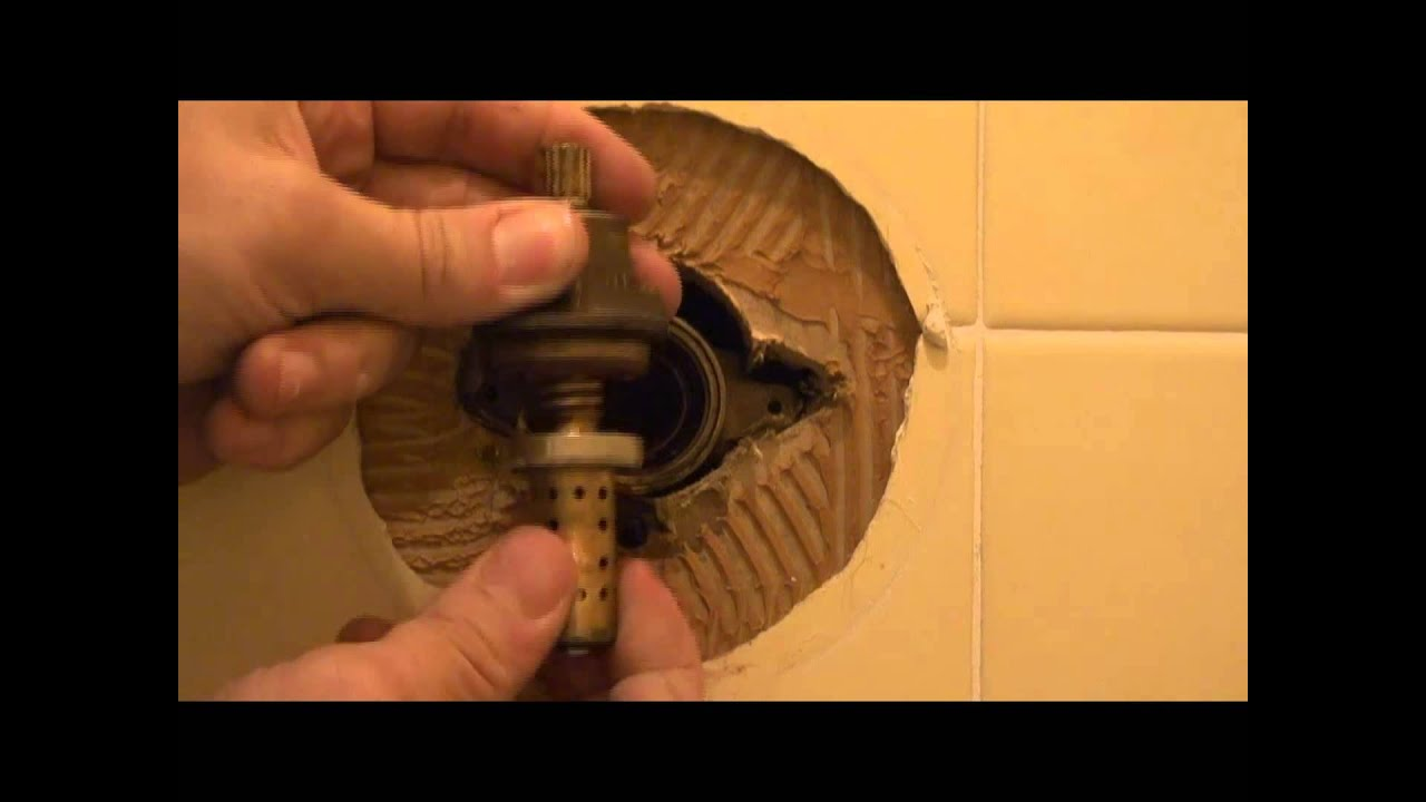 delta single handle bathroom faucet repair