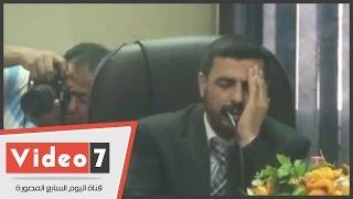 أستاذ بالأزهر يبدأ احتفالية كلية الدعوة بتلاوة القرآن