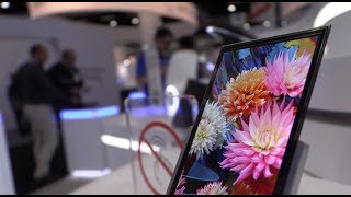 Tianma shows Flexible OLED, Quantum Dot LCD, Full Active, Notch, No-Notch and more
