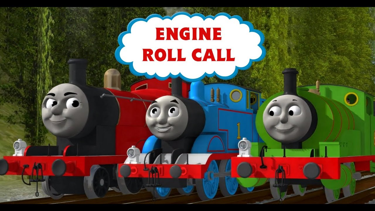 Thomas & Friends: Roll Call in Trainz