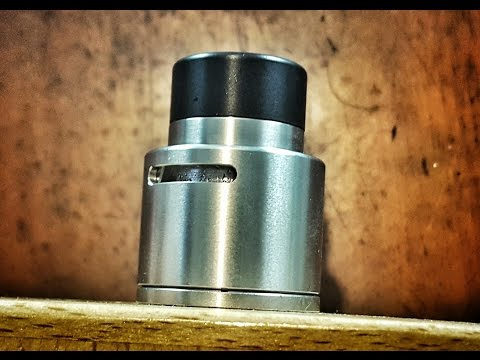 Hastur V2 Review - Squonk friendly and cheap!!