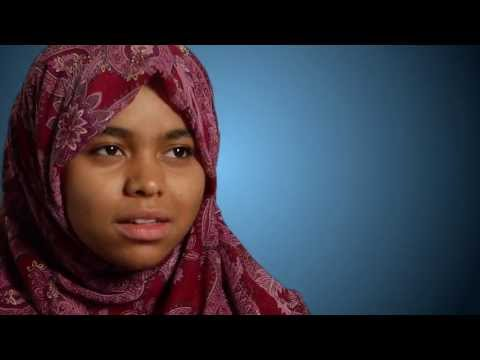 Samira Ali Scholar Story | Kauffman Scholars | Ewing Marion Kauffman Foundation | Kansas City