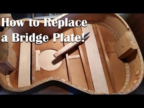 oahu-guitar-restoration-part-5-fun-times-with-the-bridge-plate!