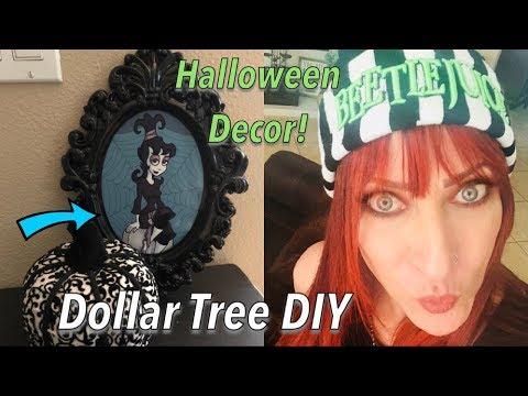 Dollar Tree Diy Beetlejuice Edward Scissorhands