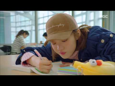 [Weightlifting Fairy Kim Bok Ju] 역도요정 김복주 ep.11 Go to the library to study English.20161221